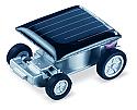 Mini Solar-Powered Car