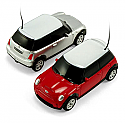 Thumb-Size R/C Mini Cooper